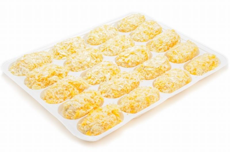 カキフライ パッケージ 冷凍1
