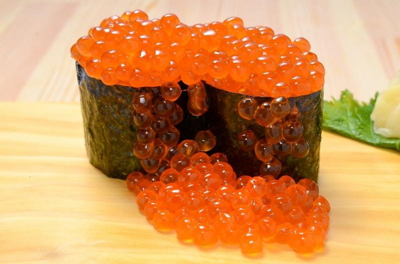 美味しい鱒いくらの醤油漬け【醤油いくら】北海道製造の正規品!