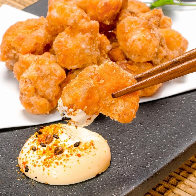 鶏軟骨唐揚げ マヨネーズ