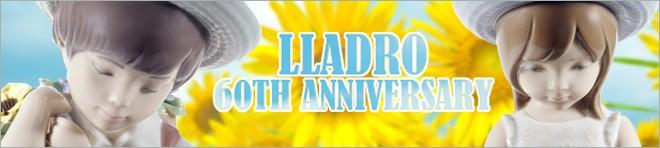 LLADRO 創立60周年記念