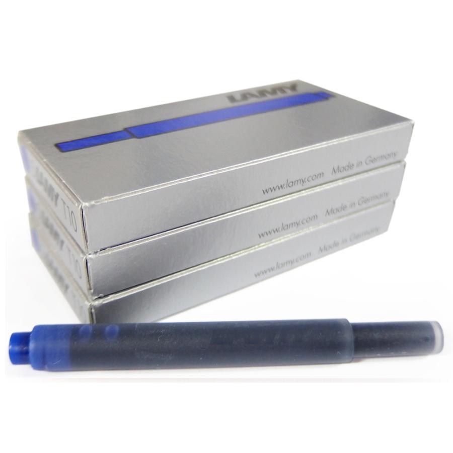 クリックポスト送料無料 ラミー LAMY 万年筆 カートリッジ インク 各色 3箱セット (1箱 5本入り) 4色展開 リフィル リフィール レフィル 日本正規品|gport|07