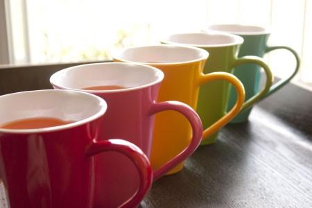 ハート型マグカップ カラー