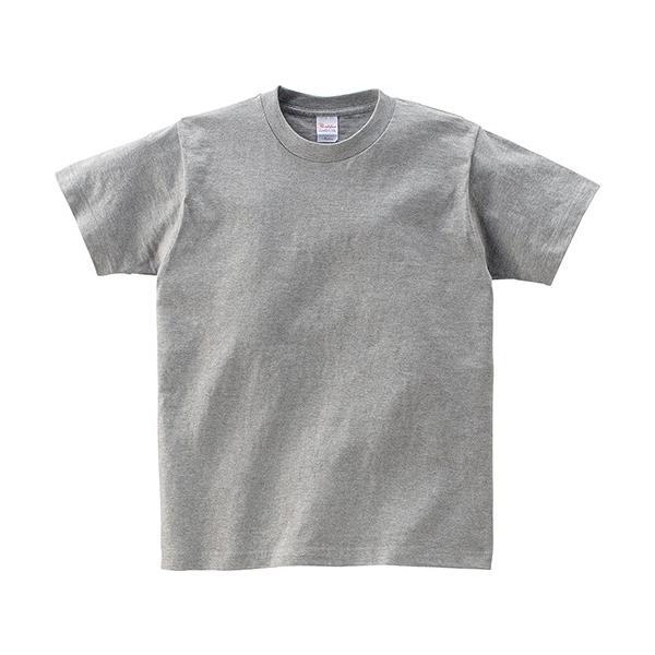 Tシャツ メンズ 半袖 無地 厚手 Printstar プリントスター 5.6オンス ヘビーウェイトTシャツ|grafit|22