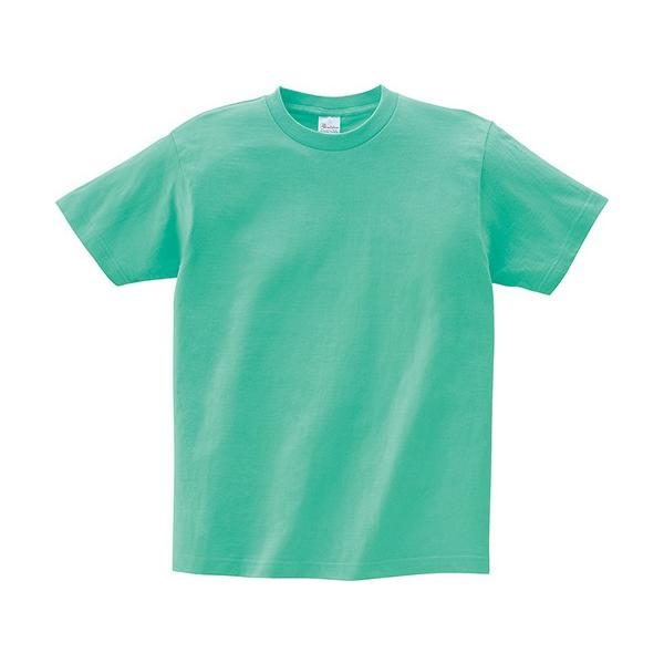 Tシャツ メンズ 半袖 無地 厚手 Printstar プリントスター 5.6オンス ヘビーウェイトTシャツ|grafit|32