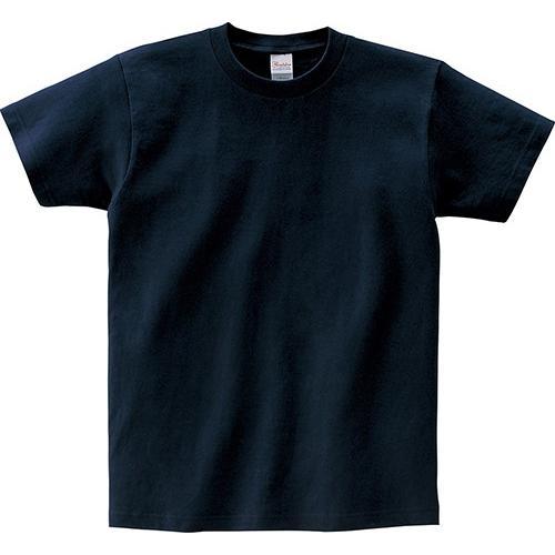 Tシャツ メンズ レディース 半袖 厚手 無地 Printstar プリントスター 5.6オンス ヘビーウェイトTシャツ grafit 33