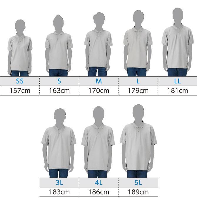 T/Cポロシャツ(ポケット付き)