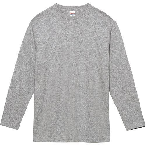 Tシャツ メンズ レディース 長袖 厚手 無地 Printstar プリントスター 5.6オンス ヘビーウェイト長袖Tシャツ|grafit|19