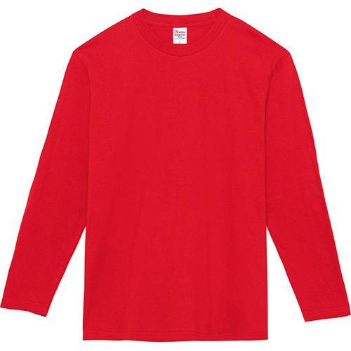 Tシャツ メンズ レディース 長袖 厚手 無地 Printstar プリントスター 5.6オンス ヘビーウェイト長袖Tシャツ|grafit|21