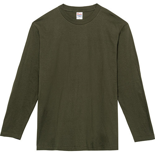 Tシャツ メンズ レディース 長袖 厚手 無地 Printstar プリントスター 5.6オンス ヘビーウェイト長袖Tシャツ|grafit|29