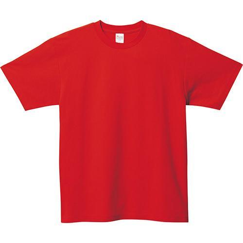 Tシャツ メンズ レディース 半袖 鹿の子 無地 Printstar プリントスター 5.8オンス T/CクルーネックTシャツ grafit 17