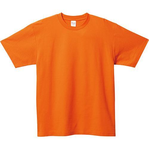 Tシャツ メンズ レディース 半袖 鹿の子 無地 Printstar プリントスター 5.8オンス T/CクルーネックTシャツ grafit 18