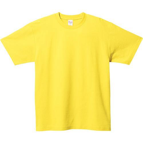 Tシャツ メンズ レディース 半袖 鹿の子 無地 Printstar プリントスター 5.8オンス T/CクルーネックTシャツ grafit 19