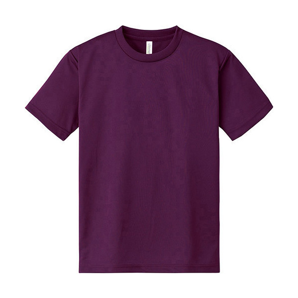 Tシャツ メンズ  大きいサイズ 半袖 無地 吸汗速乾 glimmer グリマー 4.4オンス ドライTシャツ|grafit|27