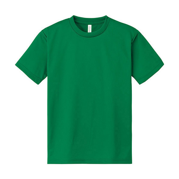 Tシャツ キッズ 半袖 無地 吸汗速乾 glimmer グリマー 4.4オンス ドライTシャツ grafit 31