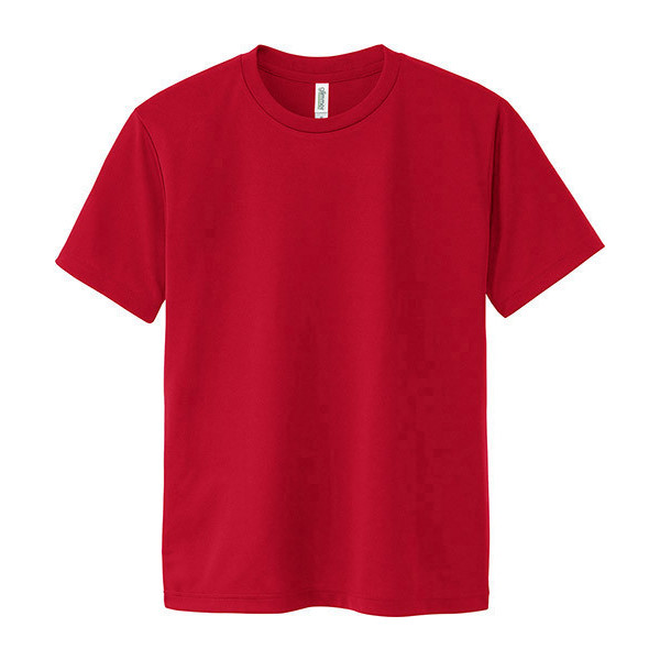 Tシャツ メンズ 半袖 無地 吸汗速乾 glimmer グリマー 4.4オンス ドライTシャツ|grafit|22