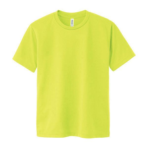 Tシャツ メンズ 半袖 無地 吸汗速乾 glimmer グリマー 4.4オンス ドライTシャツ|grafit|25