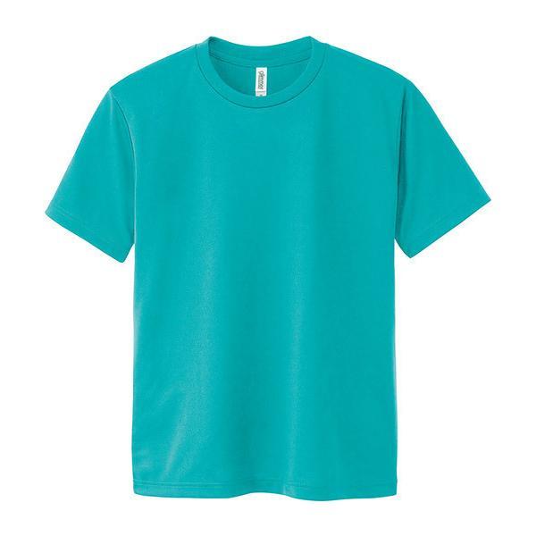 Tシャツ メンズ 半袖 無地 吸汗速乾 glimmer グリマー 4.4オンス ドライTシャツ|grafit|28