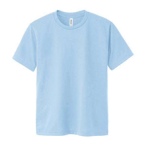 Tシャツ メンズ 半袖 無地 吸汗速乾 glimmer グリマー 4.4オンス ドライTシャツ|grafit|33
