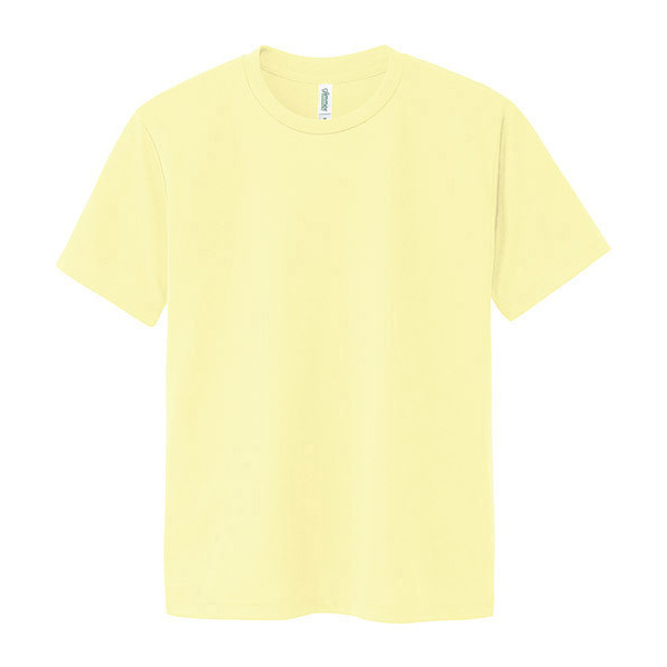 Tシャツ メンズ 半袖 無地 吸汗速乾 glimmer グリマー 4.4オンス ドライTシャツ|grafit|34