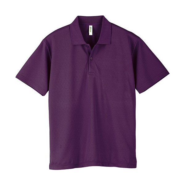 ポロシャツ メンズ 半袖 吸汗速乾 無地 glimmer(グリマー) 4.4オンス ドライポロシャツ(ポケット無し) 00302-ADP|grafit|21