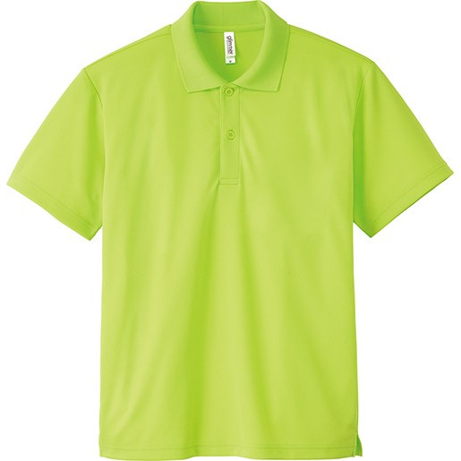 ポロシャツ メンズ レディース 半袖 吸汗速乾 無地 glimmer グリマー 4.4オンス ドライポロシャツ ポケット無し|grafit|29