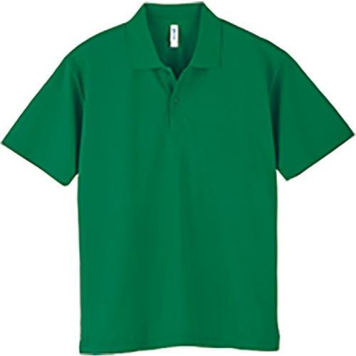 ポロシャツ メンズ レディース 半袖 吸汗速乾 無地 glimmer グリマー 4.4オンス ドライポロシャツ ポケット無し|grafit|30