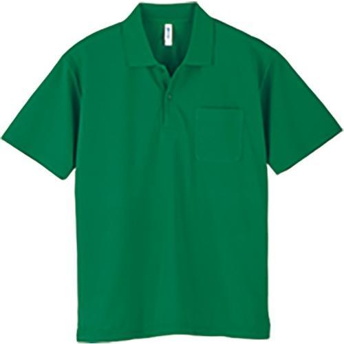 ポロシャツ メンズ レディース 半袖 吸汗速乾 無地 glimmer グリマー 4.4オンス ドライポロシャツ ポケット付き|grafit|28