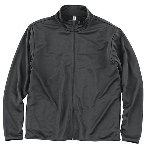 ジャケット メンズ レディース 薄手 無地 ジップアップ スポーツ 吸汗速乾 おしゃれ ルームウェア 春 夏 glimmer グリマー|grafit|32