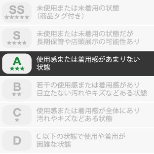 A(SS>S>A>B>C>D)