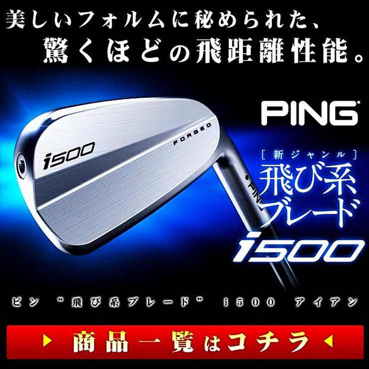 ピン PING i500 アイアン