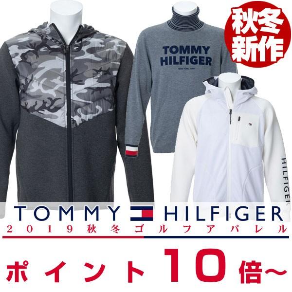 トミーヒルフィガー TOMMY 秋冬 新作 ゴルフ アパレル ウェア