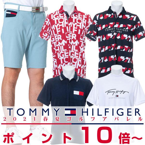 トミーヒルフィガー TOMMY メンズ 春夏 新作 ゴルフウェア アパレル