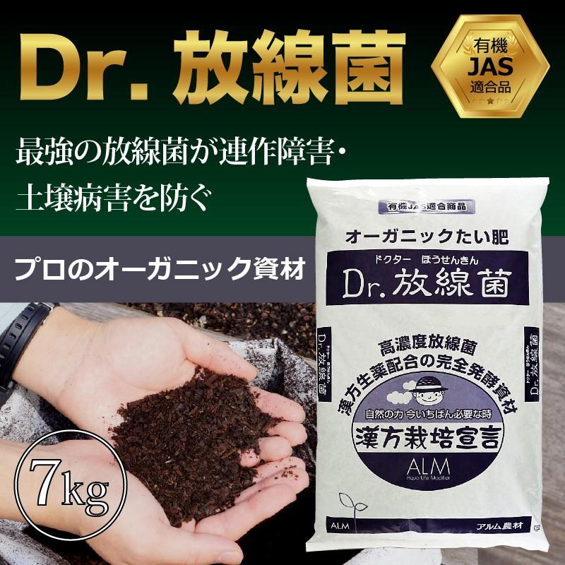 高密度放線菌資材 悪玉菌を抑え善玉菌増加