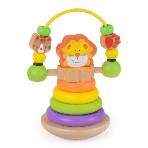 おもちゃ 知育玩具 木のおもちゃ 赤ちゃん 1歳 2歳 誕生日プレゼント 木製 男 女 ランキング ギフト 知育 玩具 積み木 出産祝い クリスマス|greetings|18