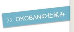 OKOBAN(オコバン)の仕組み