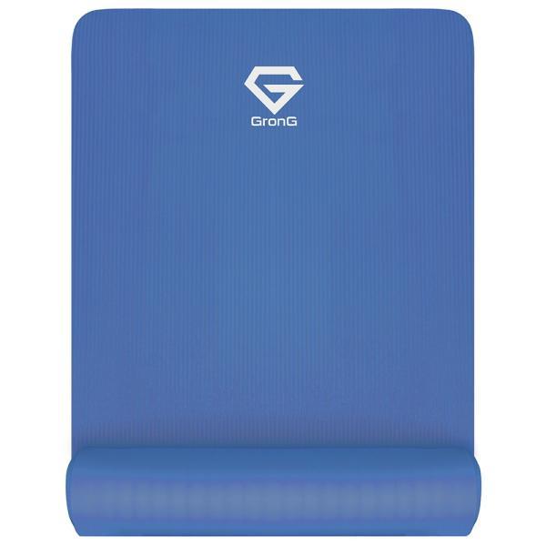 GronG(グロング) ヨガマット 厚さ8mm エクササイズマット トレーニングマット ピラティスマット ケース付き 自宅 室内 フィットネス|grong|10