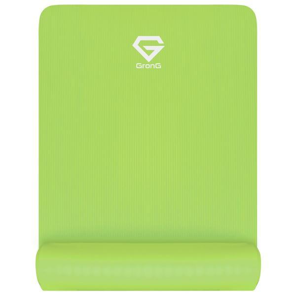 GronG(グロング) ヨガマット 厚さ8mm エクササイズマット トレーニングマット ピラティスマット ケース付き 自宅 室内 フィットネス|grong|11