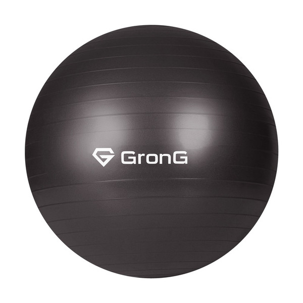 GronG バランスボール 65cm アンチバースト 耐荷重200kg ヨガ エクササイズ ボール|grong|10