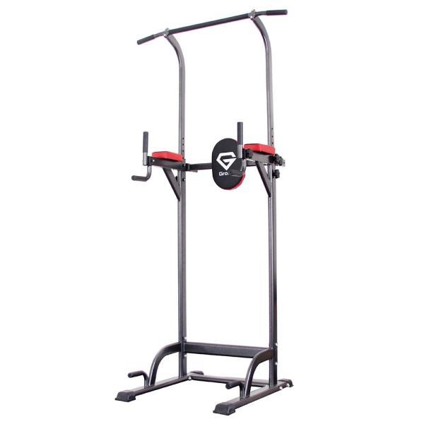 GronG ぶら下がり 健康器 筋トレ 懸垂マシン 器具 懸垂バー 家 自宅 トレーニング 筋肉 マルチジム チンニング grong 10