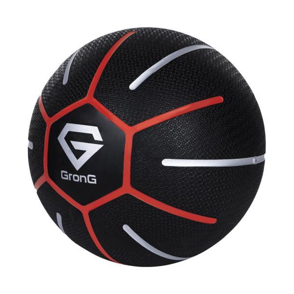 GronG メディシンボール 5kg トレーニング 体幹 トレーニングマニュアル付き|grong|08