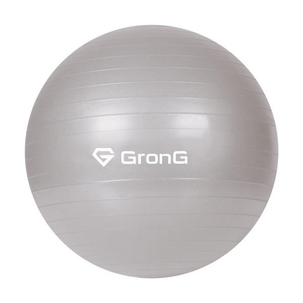 GronG バランスボール 75cm アンチバースト 耐荷重200kg ヨガ エクササイズ ボール grong 09