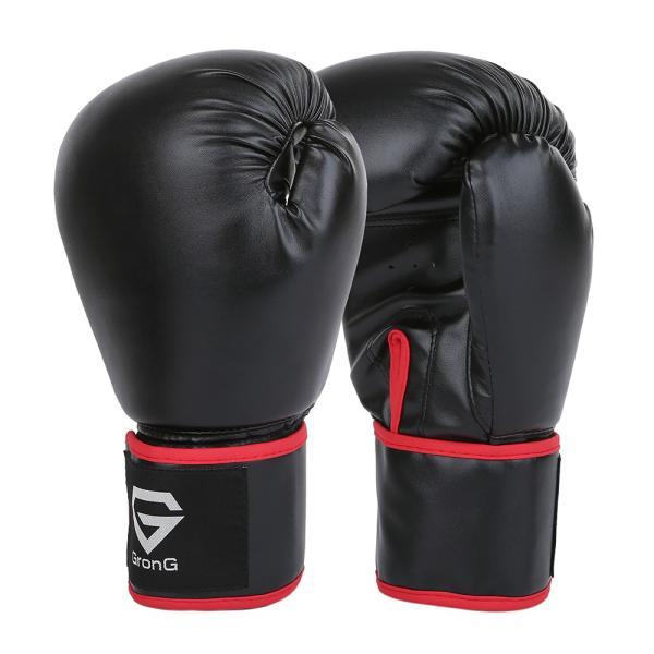 GronG ボクシンググローブ パンチンググローブ スパーリング トレーニング ミット打ち 10オンス 10oz 格闘技 練習 大人 女性 左右セット|grong|08