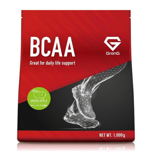 【レビュー投稿でシェイカープレゼント】GronG BCAA 含有率84% グリーンアップル 風味 1kg (100食分) 分岐鎖アミノ酸 サプリメント 国産|grong|10