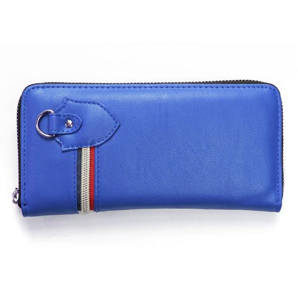 長財布 財布 サイフ さいふ メンズ 小銭入れ お札入れ ファスナー カード 収納 スマート おしゃれ 名入れ|groover-grand|22