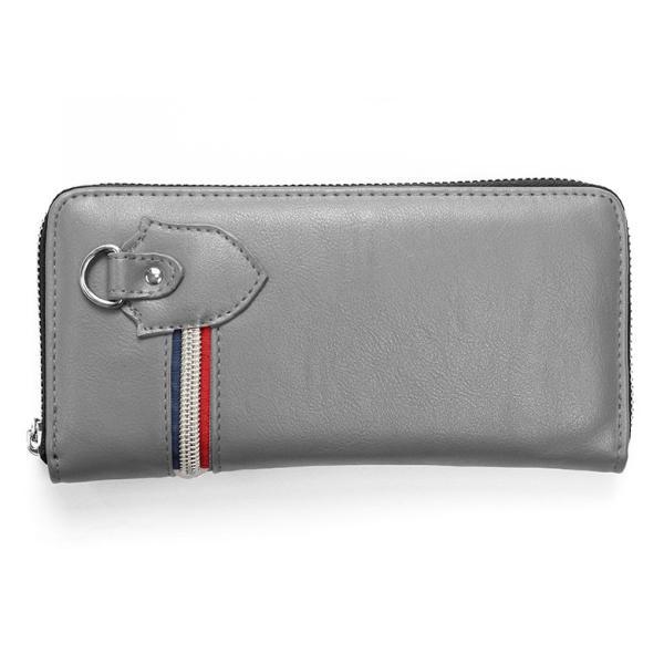 長財布 財布 サイフ さいふ メンズ 小銭入れ お札入れ ファスナー カード 収納 スマート おしゃれ 名入れ|groover-grand|27