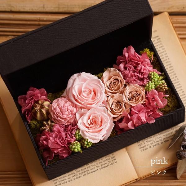 プリザーブドフラワー 母の日 花 ギフト プレゼント 母の日ギフト2020 誕生日プレゼント おしゃれ 結婚記念日 両親 妻 電報 結婚式 祝電 送料無料|ground-flower|09