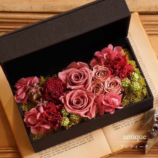 プリザーブドフラワー 母の日 花 ギフト プレゼント 母の日ギフト2020 誕生日プレゼント おしゃれ 結婚記念日 両親 妻 電報 結婚式 祝電 送料無料|ground-flower|10