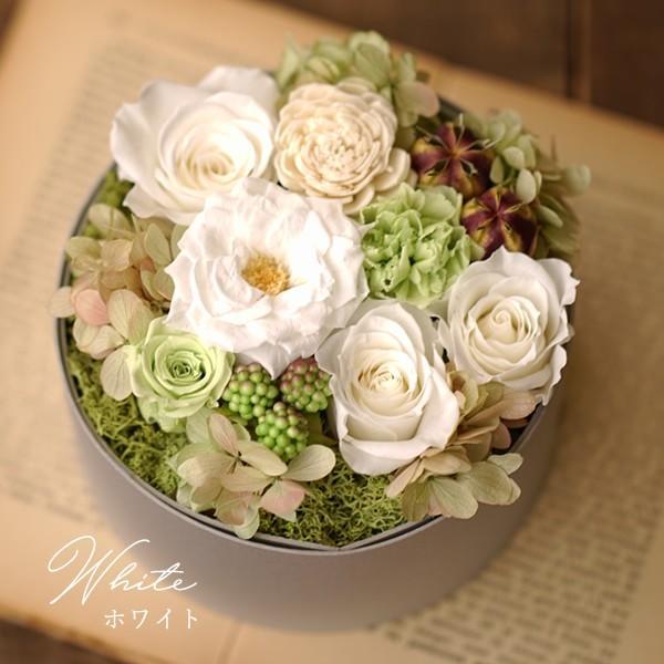 祝電 電報 結婚式 おしゃれ 花 結婚祝い プリザーブドフラワー プレゼント ギフト ブリザードフラワー ボックス サプライズ お祝い バラ|ground-flower|18