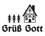 小さなドイツ村グリュースゴット ロゴ