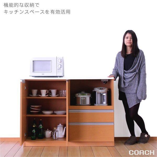 機能的な収納でキッチンスペースを有効活用